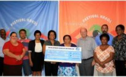 Seychelles business community commits to the islands' 2012 Creole Festival