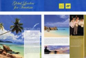 Seychelles featured in the Global Leaders for Tourism Golden Book