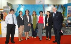 Seychelles delegates see greater interests from the Asian market