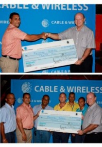 Cable and wireless Seychelles bring support for the annual Festival Kreol