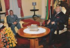 Seychelles Ambassador Nourrice accredited as first Resident Ambassador to Ethiopia