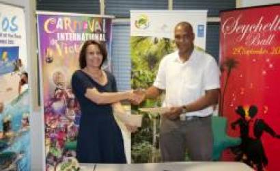 Seychelles Tourism and National Parks Authority formalizes partnership for tourism