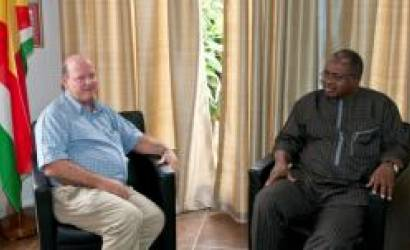 Seychelles discusses involvement of Nigeria in islands' calendar of events