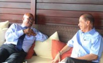 Seychelles and South Africa build momentum for increased cooperation
