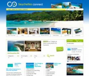 Seychelles connect launches all new website