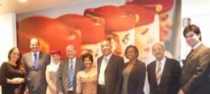 Emirates Airline set to work closer with Seychelles on Brazilian market