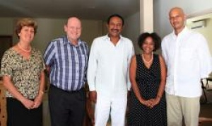 Seychelles Minister meets with Ethiopian tourism representatives