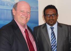 Seychelles and Maldives Ministers responsible for tourism and culture meet