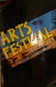 Seychelles welcoming their Arts Festival 2012