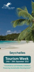 Seychelles proudly celebrating Tourism Week 2012
