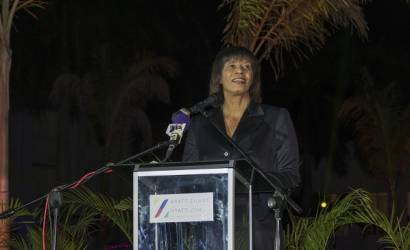 Jamaican prime minister welcomes Hyatt Rose Hall to Caribbean