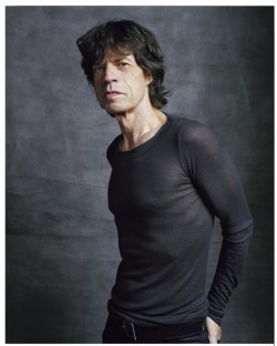 Mick Jagger selects music for BA passengers