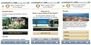 Small Luxury Hotels of the World launches new mobile sites