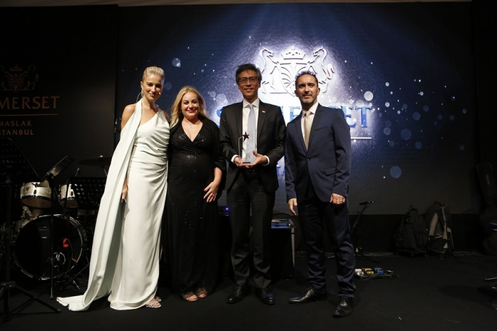 Somerset Maslak Istanbul celebrates first World Travel Awards win
