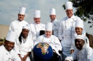 Like South Africa and help them win the World Chefs' bid!