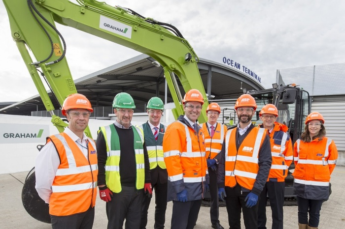 Southampton begins expansion at Ocean Cruise Terminal