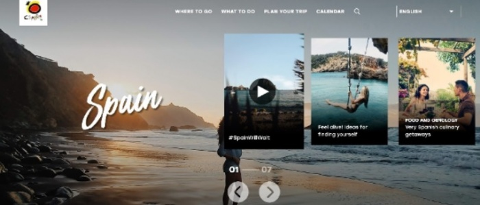 Spain revamps tourism website as industry restarts