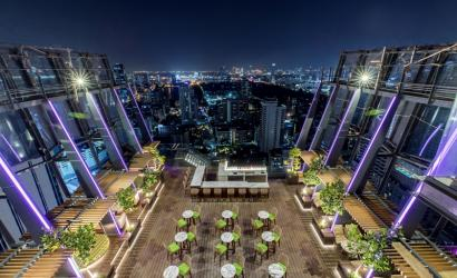 Spectrum Lounge & Bar opens at Hyatt Regency Bangkok
