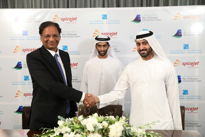 SpiceJet unveils plans for Ras al Khaimah base