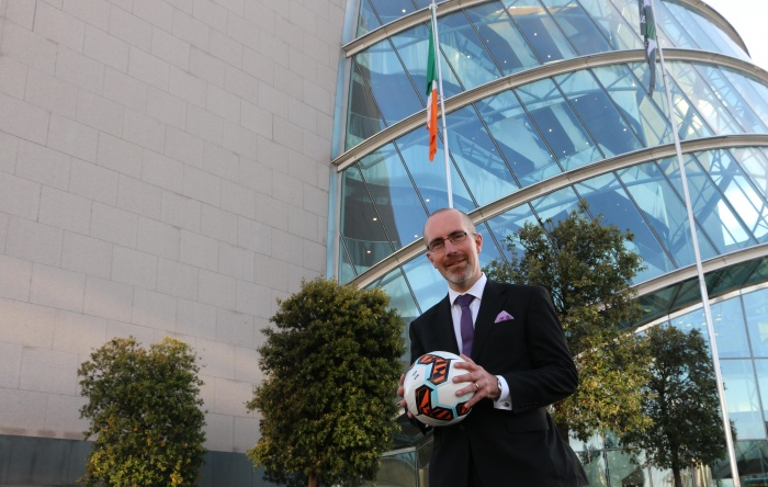 Convention Centre Dublin to host UEFA Euro 2020 draw