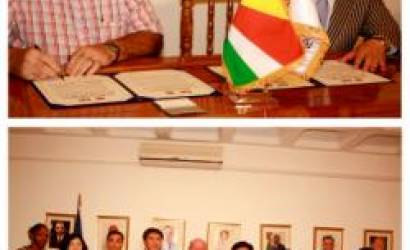 Suncheon and Seychelles sign Memorandum of Understanding for cultural exchanges