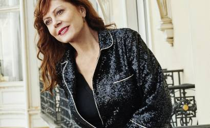 Sarandon appointed global ambassador with Fairmont