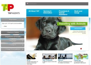 TAP launches new UK agents website