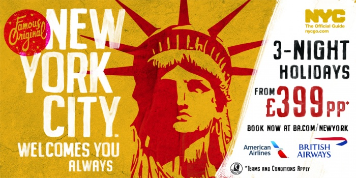 NYC & Company launches largest ever global marketing campaign