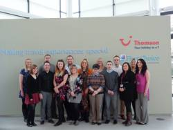 Thomson and First Choice boost social media presence
