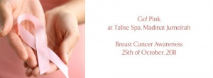 Talise Spa at Madinat Jumeirah creates Shiffa Treatment for Breast Cancer awareness