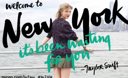 NYC & Company sign Taylor Swift for new campaign