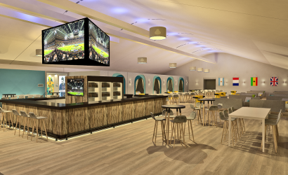 Ras Al Khaimah unveils FIFA World Cup sports lounge