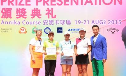 Sorenstam welcomes golfers to Annika Invitational at Mission Hills