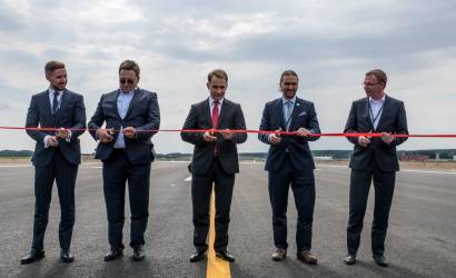 Vilnius Airport reopens after €19 million reconstruction project
