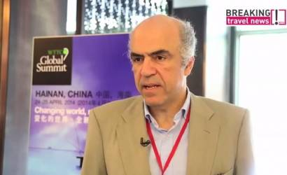 WTTC 2014: Breaking Travel News interview with Stephanos Theodorides, director, Costa Novarino