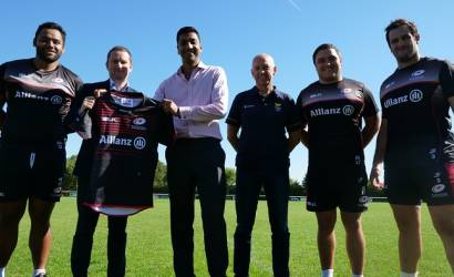 Thomas Cook Sport signs travel partnership with Saracens