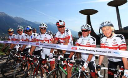 Tirol cycles to London 2012