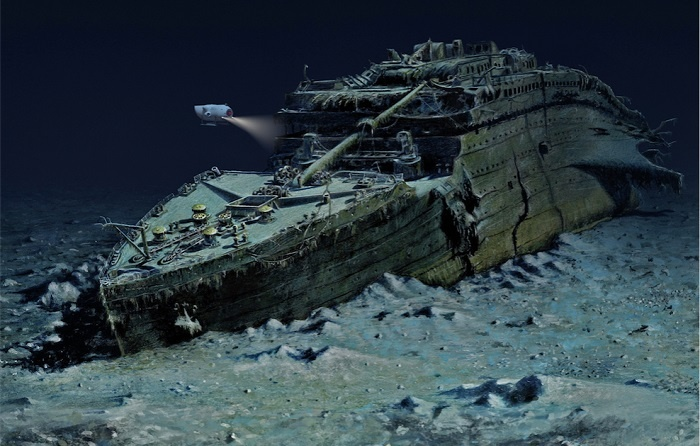 Blue Marble Private offers chance to dive the Titanic