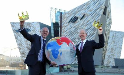 Titanic Belfast crowned World's Leading Tourist Attraction by World Travel Awards