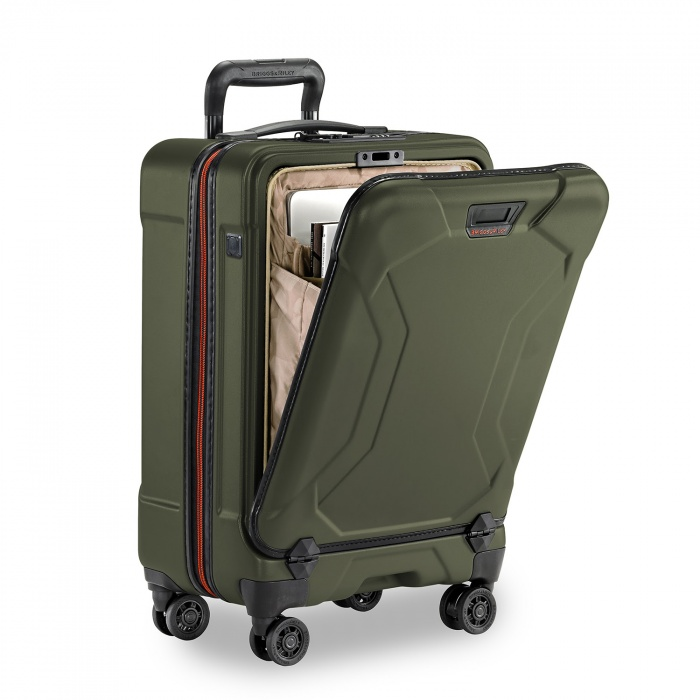 Breaking Travel News investigates: Briggs & Riley TORQ collection