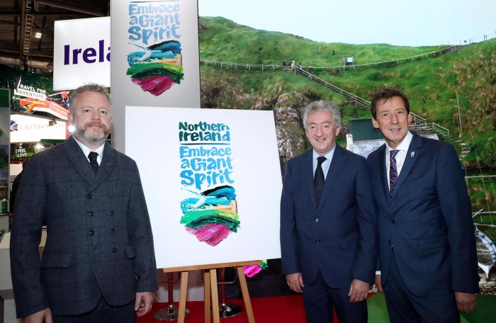 WTM 2019: Tourism Ireland unveils new brand in London