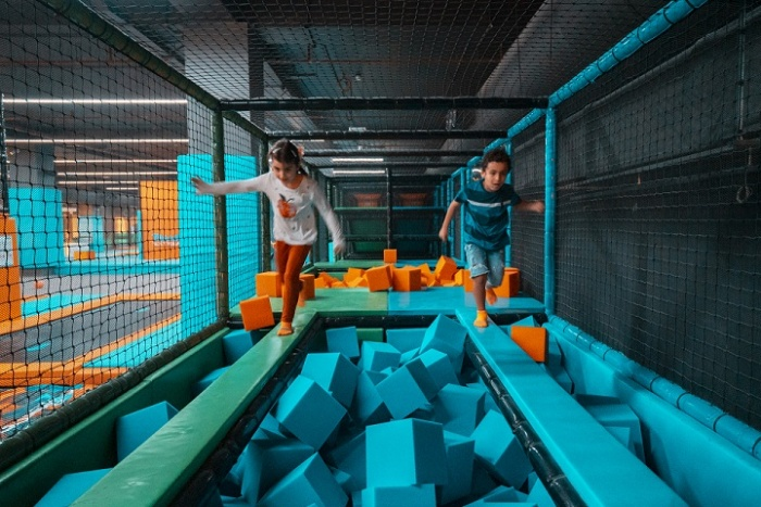 Nakheel Mall to welcome trampoline park to Palm Jumeirah
