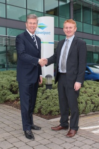 Travelport links with OTT Group