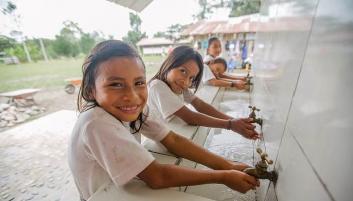 TreadRight celebrates World Water Day with Ecuador project