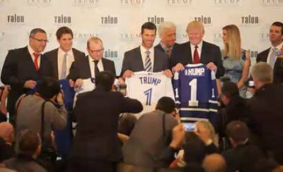 Trump family join celebrations of opening of Trump Hotel Collection™ in Canada
