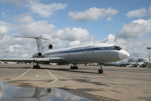 Russia grounds Tu-154B Planes following accident