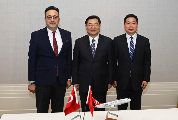 Turkish Airlines to add Xi'an to growing China route network