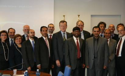 UAE Space Agency meets stakeholders across Europe