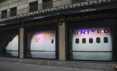 United reveals Polaris experience at Saks Fifth Avenue