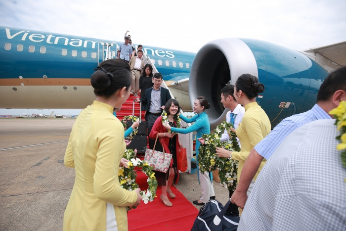 News: Vietnam Airlines reaches 200 million passenger milestone